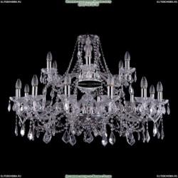 2767/6 Odeon Light 190 медн./дерево/стекло Люстра E27 6*60W 220V FABO (Одеон Лайт)