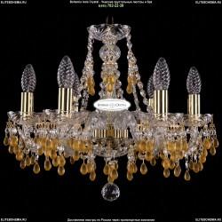 1803/8 Odeon Light Lerta Люстра потолочная (Одеон Лайт)